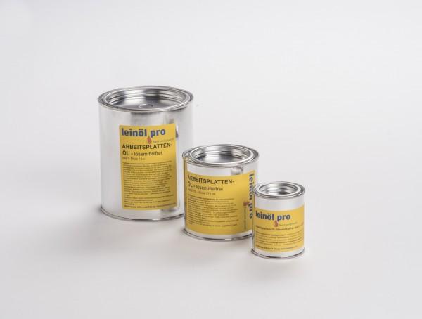 Leinölpro oap01_Arbeitsplattenöl, lösemittelfrei 125ml