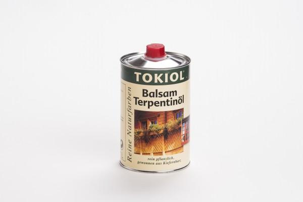 Leinölpro hbt1_Balsam-Terpentin, Terpentinöl