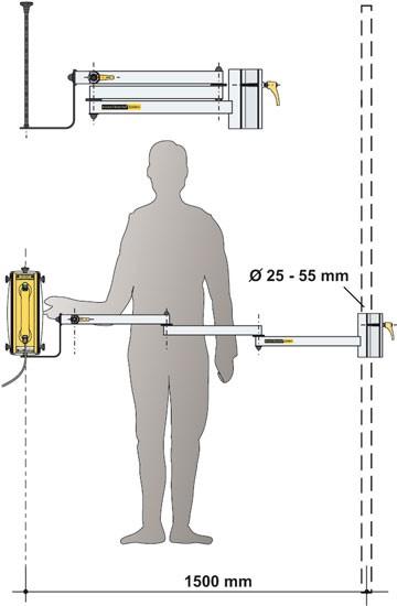 Speedheater 3. Arm