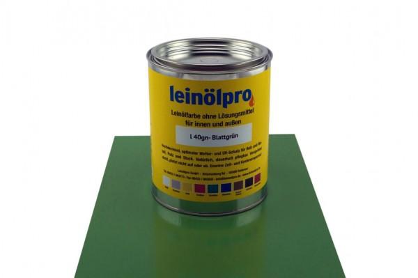 Leinölpro L40_Blattgrün