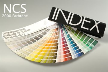 Farbfächer NCS