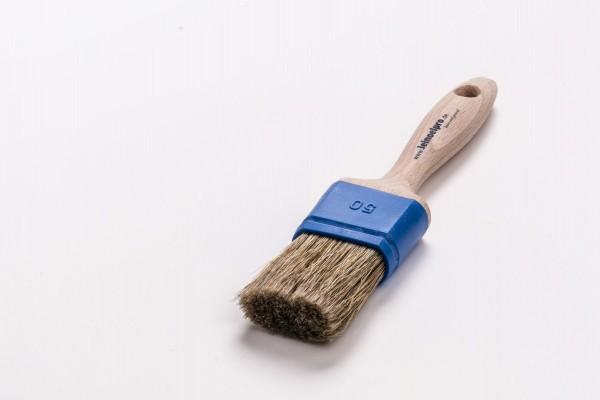 Leinölpro wpfm50_Flachpinsel metallfrei 50mm