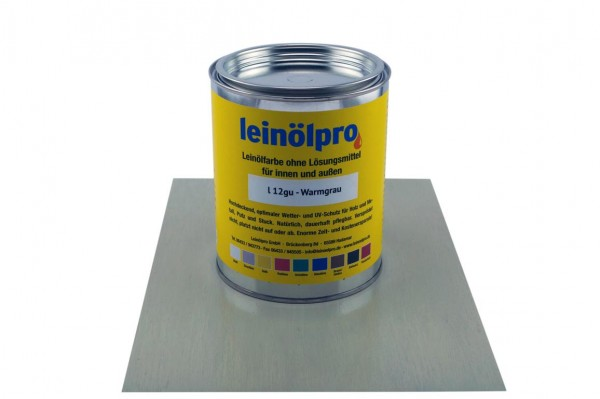 Leinölpro L12_Warmgrau