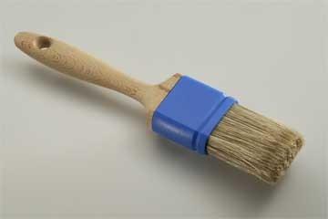 Flachpinsel metallfrei 40 mm