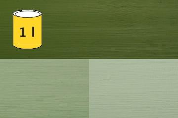 Chromoxidgrün, 1L